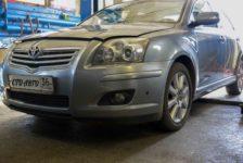 Плановое ТО на Toyota Avensis
