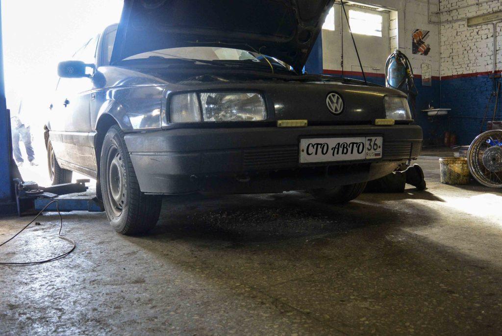 Ремонт Volkswagen Passat B3
