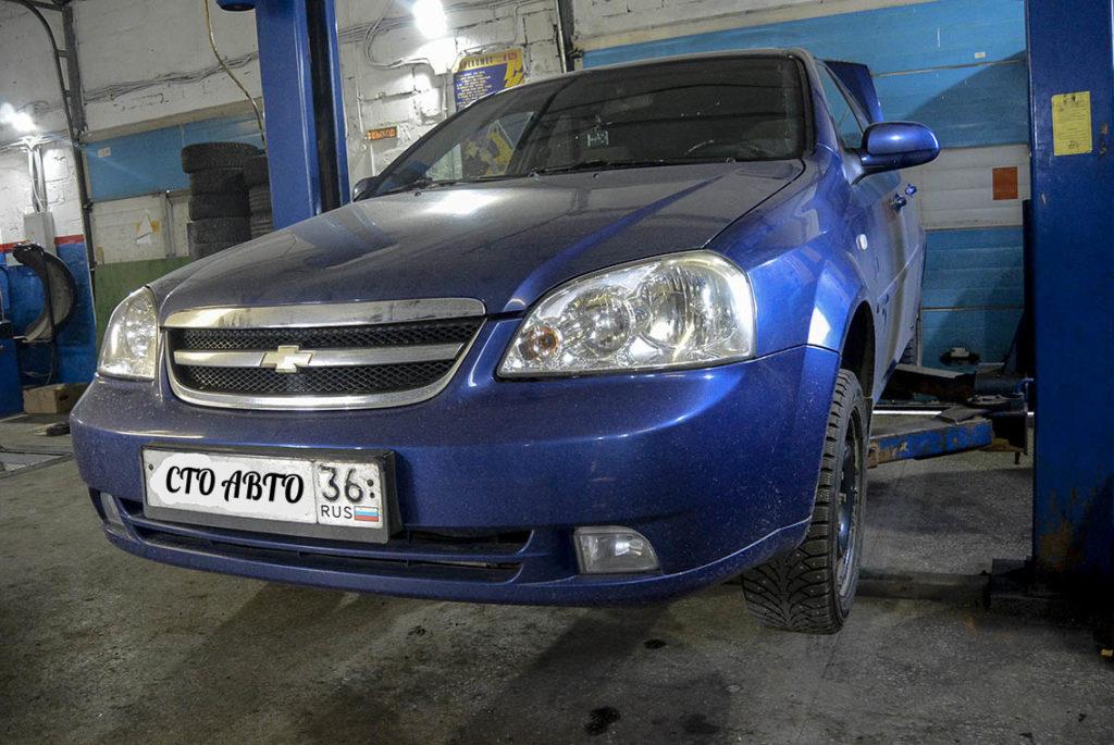Ремонт Chevrolet Lacetti