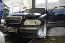 Ремонт Mercedes-Benz W202