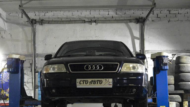 Ремонт Audi A6