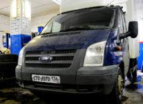 ТО Ford Transit