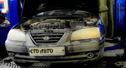 Ремонт Hyundai Elantra