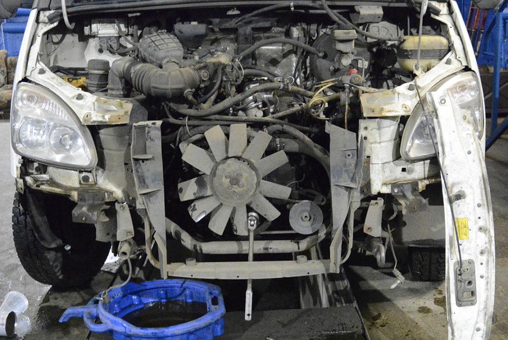 Капитальный ремонт двигателя Газель Бизнес