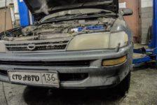 Ремонт Toyota Carina