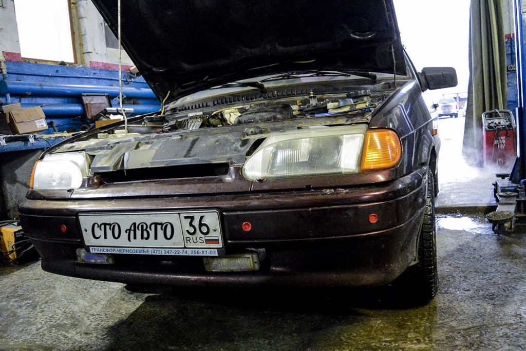 Ремонт Lada 2114