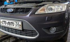 ТО Ford Focus 2