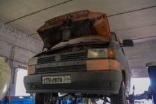 Ремонт Volkswagen Transporter Т4