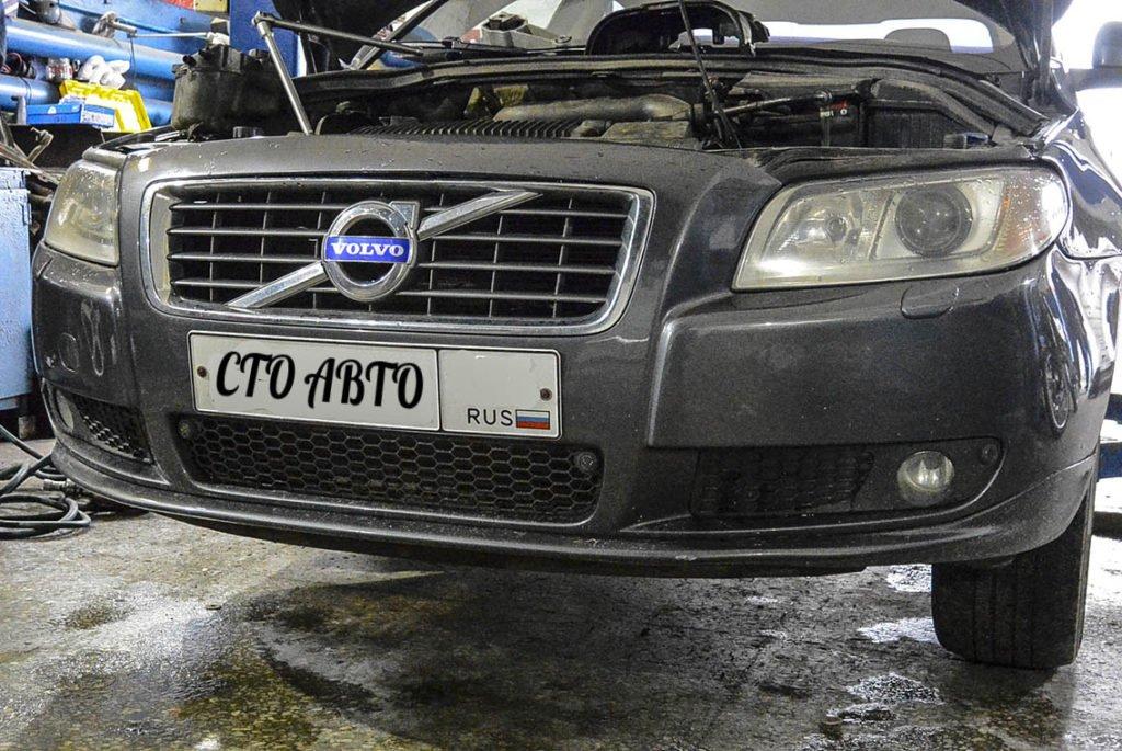 Ремонт VOLVO S80