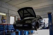 Ремонт Volkswagen Golf 4